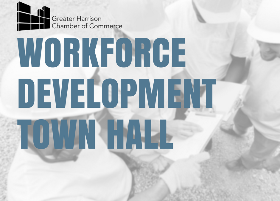Chamber and City Announce Workforce Development Town Hall